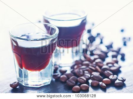 Coffee Liquor