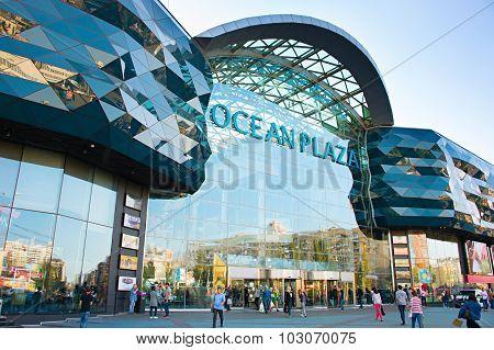 Ocean Plaza Shopping Mall, Kiev