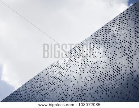 Modern Architecture Details Steel Facade design