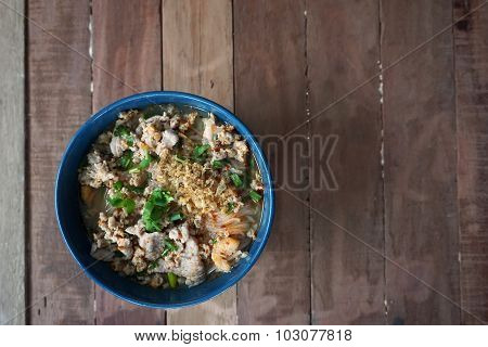 Thai Spicy Sour Noodle