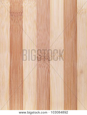 Bamboo Board With Striped Pattern, Background