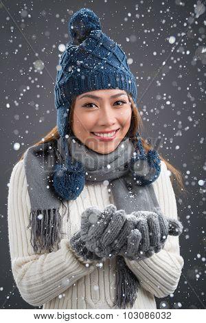 Winter Lady