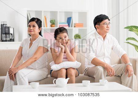 Parents' Conflict