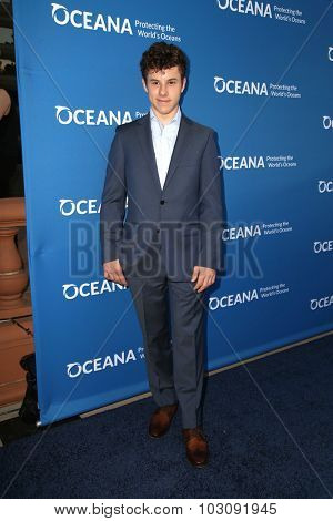 LOS ANGELES - SEP 28:  Nolan Gould at the