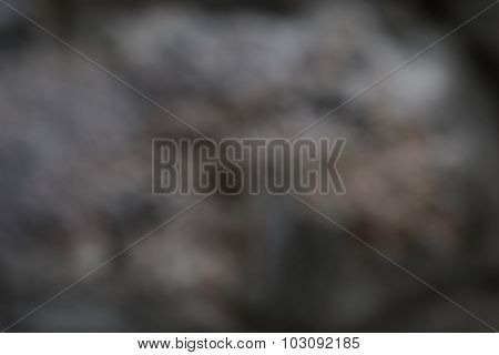 Gray, White And Black Background. Strong Blur