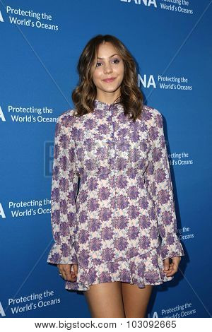 LOS ANGELES - SEP 28:  Katharine McPhee at the