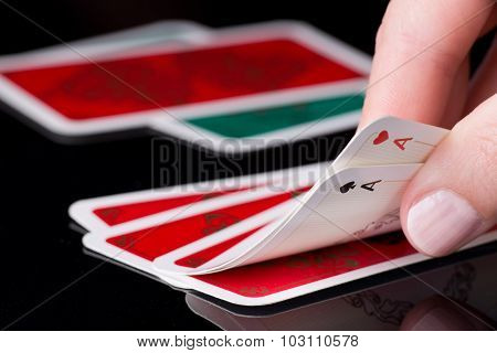Gambling Cards