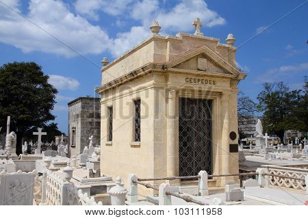 President Of Cuba Tomb