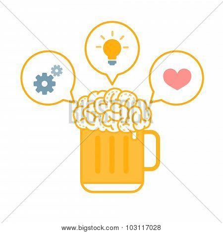 Brain Beer Ideas