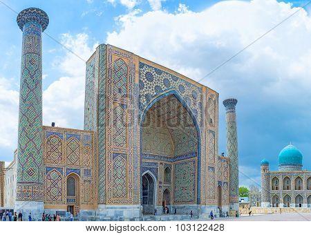 Ulugh Beg Madrasah