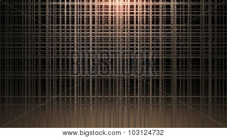 Abstract Outline Wall Background