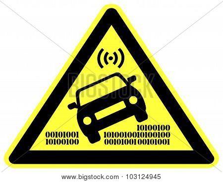 Caution Autonomous Car
