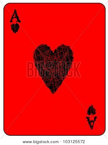 Black Heart Ace