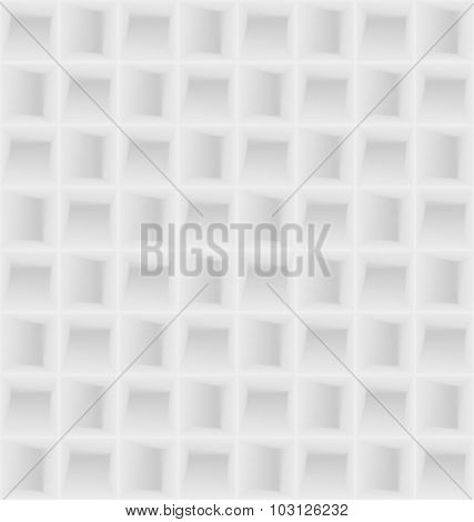 Geometric Abstract Seamless Pattern, Creative Background