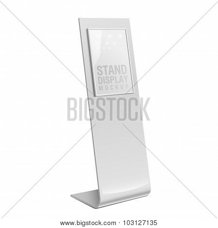 Retail Trade Stand Stand Banner