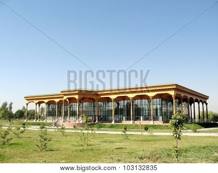 Tashkent Almazar New Gallery 2007