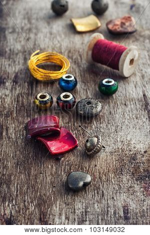 Stylish Beads For Needlework