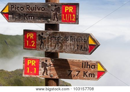 The Index Of Walking Routes For Tourists