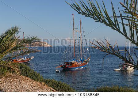 Knidos, Marmaris - Turkey.