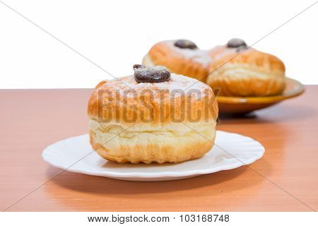 Donuts On A Table