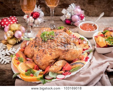 Holidays Dinner