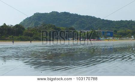 Praia do Indaiá