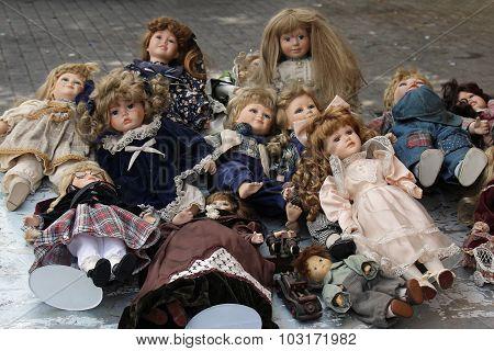 Victorian Baby Dolls