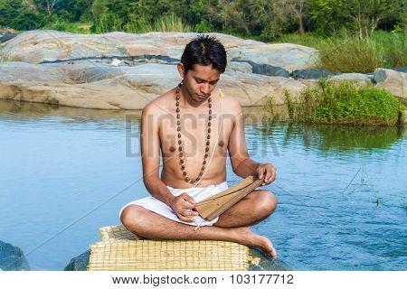 Reading Vedas