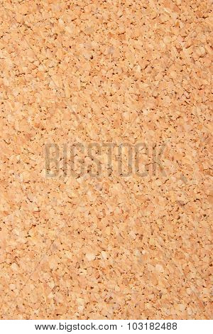 Cork Board Texture As Background