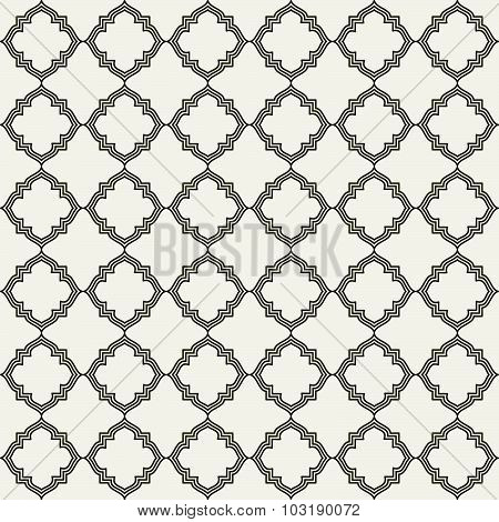 Art Deco style seamless pattern texture. Vector  illustration