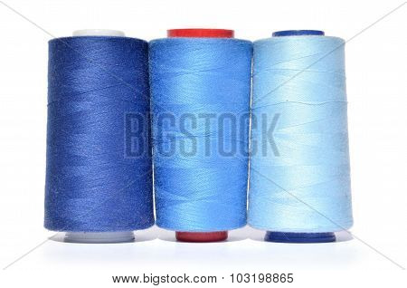 Shades Of Blue Threads