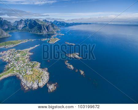Coast Of Lofoten