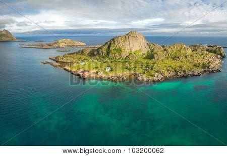 Island On Lofoten