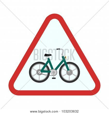 Cycle Stand sign
