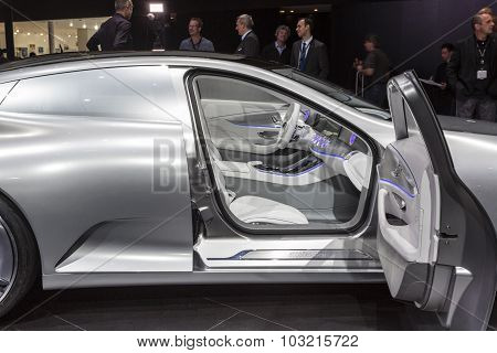 2015 Mercedes-Benz IAA Concept