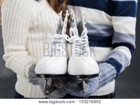 Skates For Two