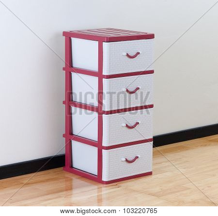 Plastic Cabinet With Drawers