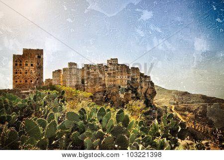 Al Hajarah, Yemen