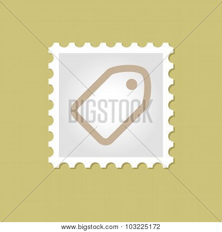 Tag vector stamp