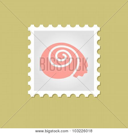 Shell vector stamp