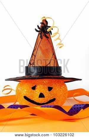 Halloween Jack-0-lantern