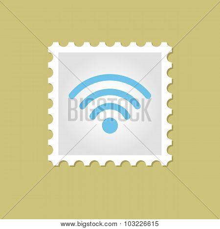 Wi-Fi vector stamp