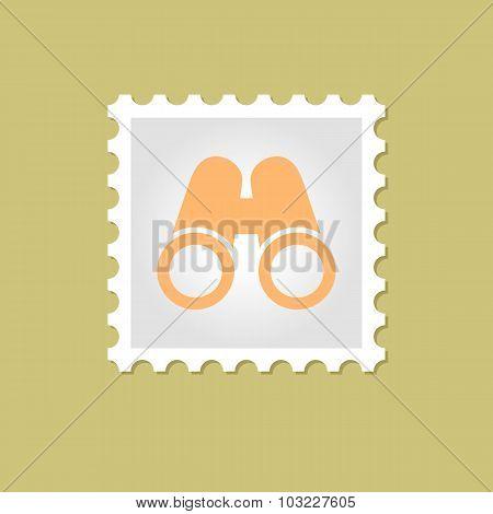 Binocular vector stamp