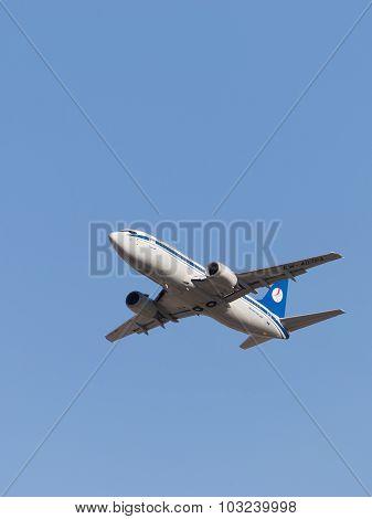 Boeing 737-36 M Airline Belavia