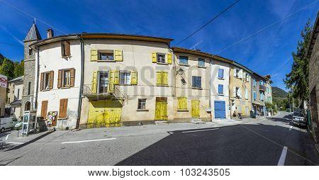 Small Village Of Barles