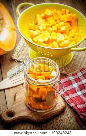 Pickled Pumpkin.