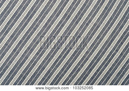 Jeans Blue Striped Background.