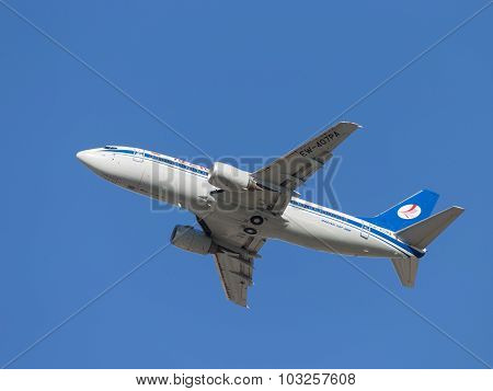 Boeing 737-36 M