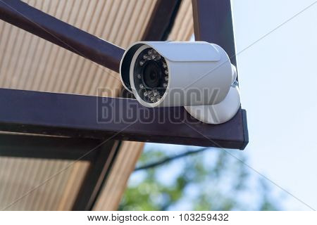 Street Camera Of External Supervision