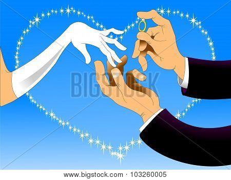 Ring Bride